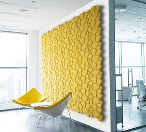 Sustainable Materials LLC Introduces Organic Blocks A Cork Wall