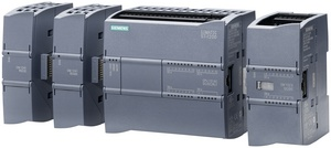 New SIMATIC S7-1200 CPUs with upgraded firmware recommended for new designs, now available from RS Components