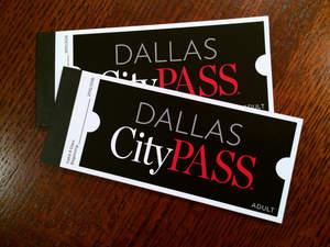 Dallas CityPASS Ticket Booklets