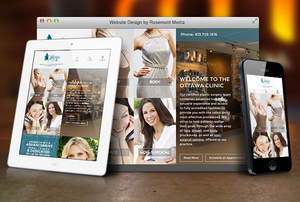 Responsive Website Launched for Comprehensive Plastic Surgery Practice in Ottawa