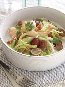 Shrimp Thai Salad
