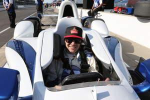 J.R. Hildebrand, CFH Racing