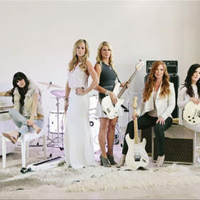 women in a band