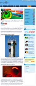 Cheapflights.com Top 10 Wild Water Park Attractions in the U.S.