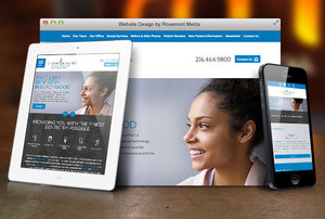 Cleveland Dentist Announces a New Website for His Practice