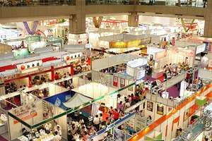 BioTaiwan 2015 will have more than 1200 booths this year.