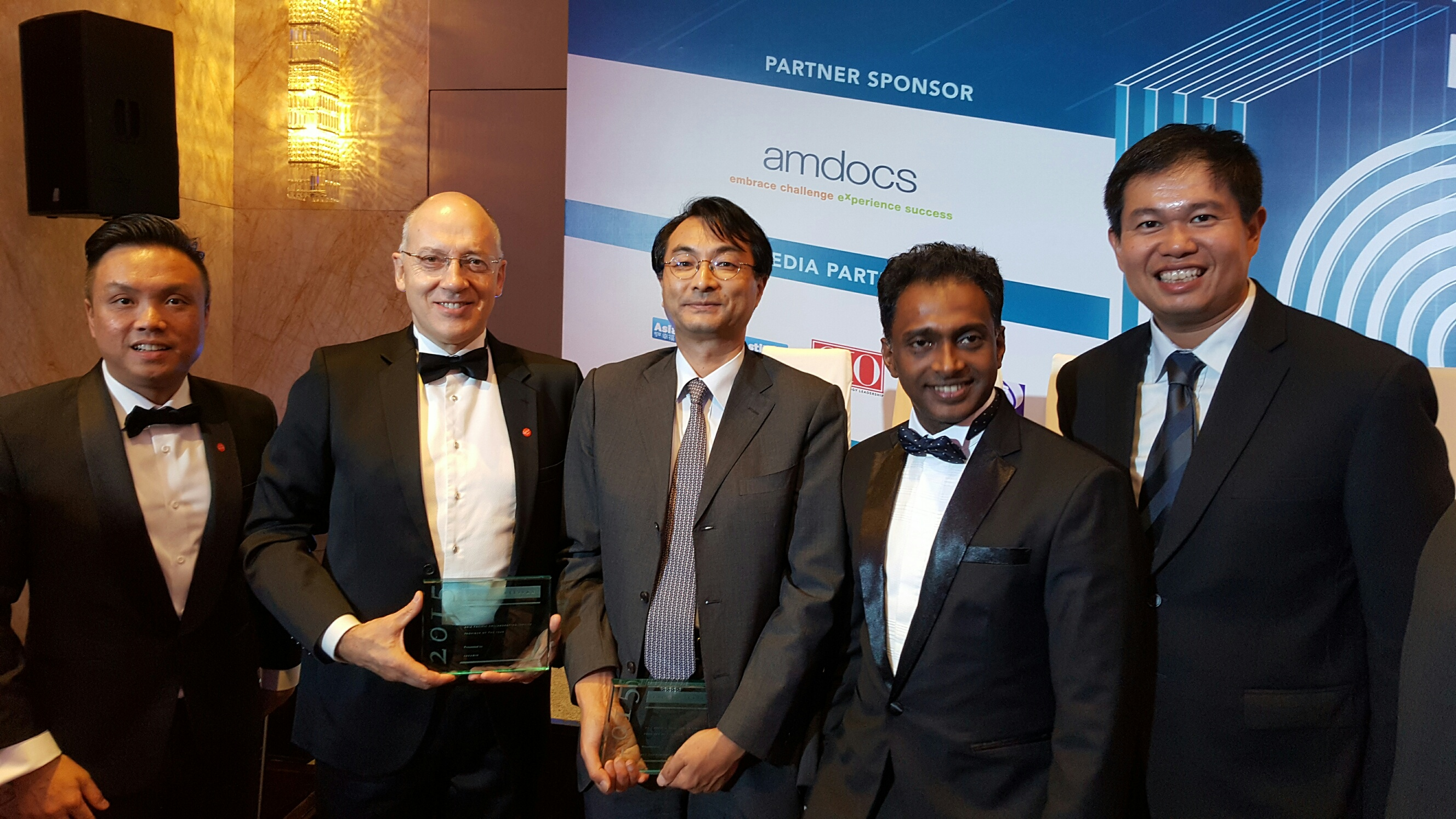 Arkadin Asia Pacific Is Awarded Frost & Sullivan Collaboration Service Provider of the Year for 3rd Consecutive Time