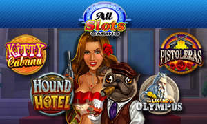 All Slots Casino new games