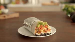 Del Taco's Epic Grilled Chicken Avocado Burrito