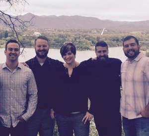 The Catavolt West Coast Sales Team