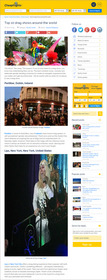 Cheapflights.ca Top 10 Drag Shows around the World, Gay Pride Month