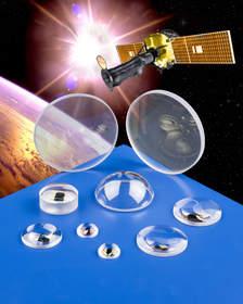 Meller Sapphire Optics for aerospace applications