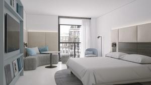 Amsterdam hotel suites