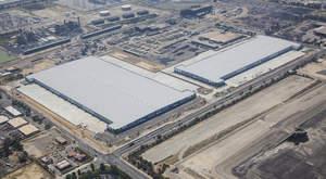 Goodman Logistics Center Rancho Cucamonga 100% Leased