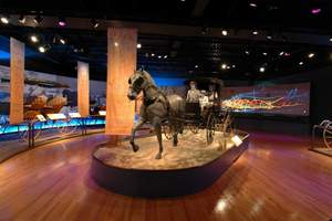 Horse-Drawn Carriage Exhibit