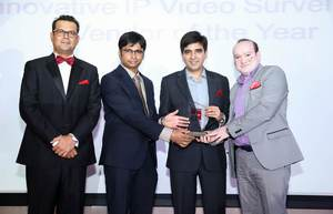 PROMISE Technology Named IP Video Surveillance Vendor of the Year in the Middle East