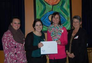 ABODA Receives Presidential Award