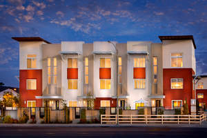 lakewood new homes, new townhomes, canvas