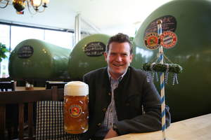 Master Brewer Wolfgang Sesser