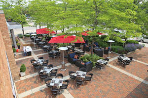 The Grille Outdoor Patio