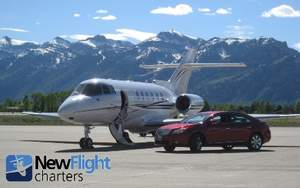 New Flight Charters Private Jet Empty Legs