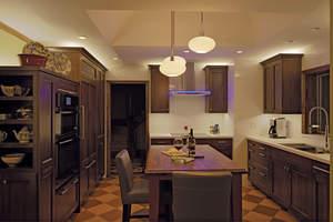 Designer kitchen dipaly