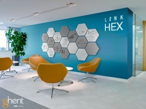LINK Hex whiteboards