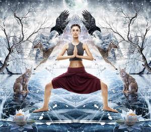 Proyog, IKA, women's health, fitness, natural, yoga wear, yoga