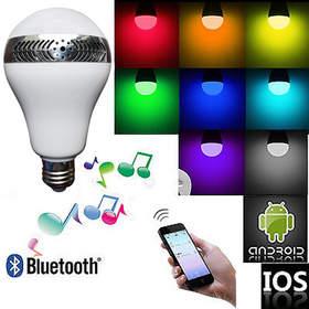 Blue Tooth App Light Bulb