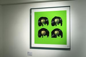 LuciteLux(R) Frame Grade - Artist, Keith Haynes