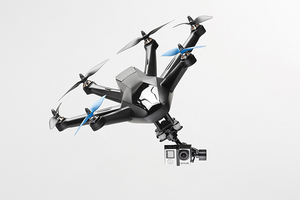 Squadrone System Secures $5M to Revolutionize Aerial Filming With HEXO+, the Autonomous Flying Camera