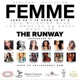FEMME, 1010 Wilshire, The Runway