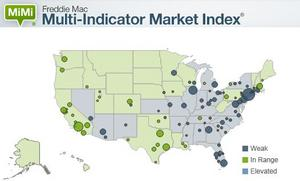 Over Half of all States and Over a Third of Top 100 Metros Now In-Range