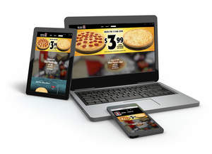 New Pizza Patron Website Scales to Any Device