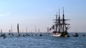 Celebrate American Independence at the Greenport Tall Ships Festival