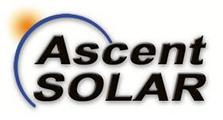 Ascent Solar Technologies, Inc.