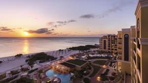 Palm Beach Aruba restaurants