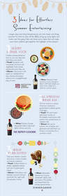 Summer Party Tips and Sips