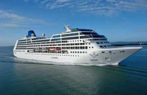 fathom cruise ship