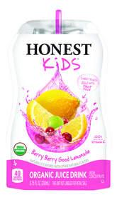 Honest Kids(R) Berry Berry Good Lemonade