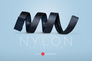 Mission Belt's Nylon Collection Launches