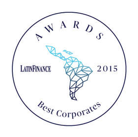 LatinFinance Best Corporates in the Capital Markets 2015 Awards