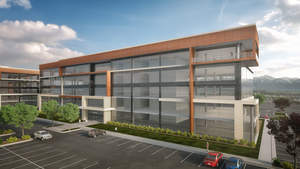 Prosper's new office acquisition is part of a small boom happening at the Point of the Mountain--Lehi continues to lead Utah County in new construction and preleasing.