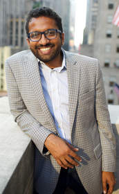 Roopesh Nair, president and CEO, Hodes