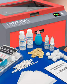 Laser Research Optics Advanced Optical Cleaning kit