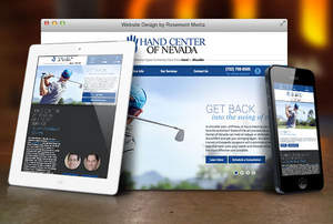 Responsive Website Launched for Las Vegas Orthopaedic Surgeons