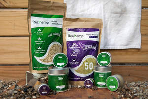 Realhemp(TM) Food and Skin Care Products Launch