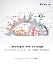 New free Marketing Automation in Real Estate report from Imprev