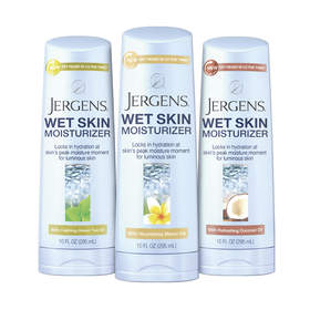 Jergens products