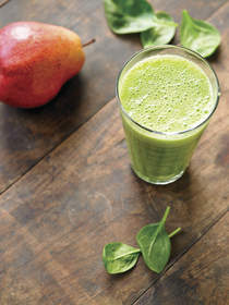 Go Green Soy Smoothie